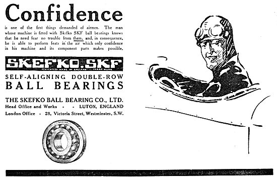 Skefko SKF Ball Bearings