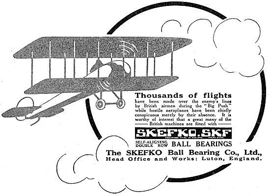 Skefko SKF Ball Bearings