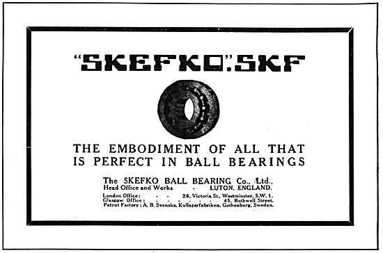 Skefco SKF Ball Bearings