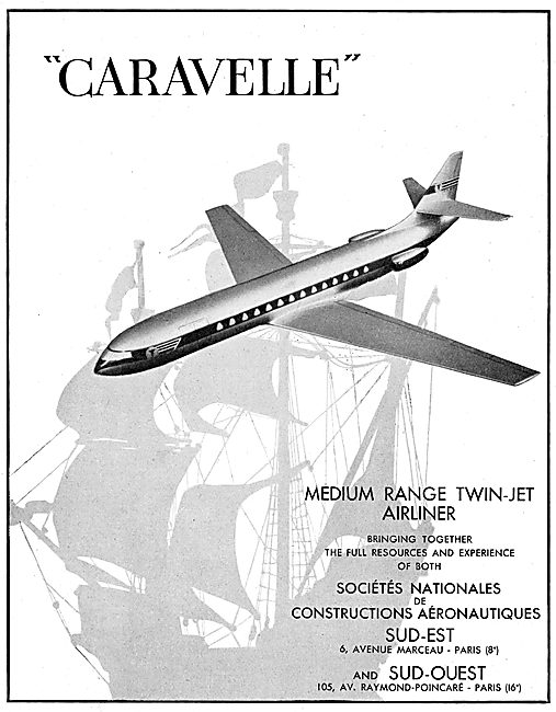 Sud-Ouest Caravelle