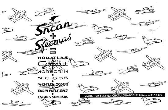 SNASCO - Noratlas Norecrinb NC856 - SNCAN