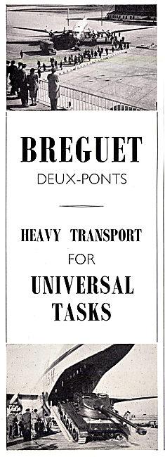 Breguet Transport Aircraft
