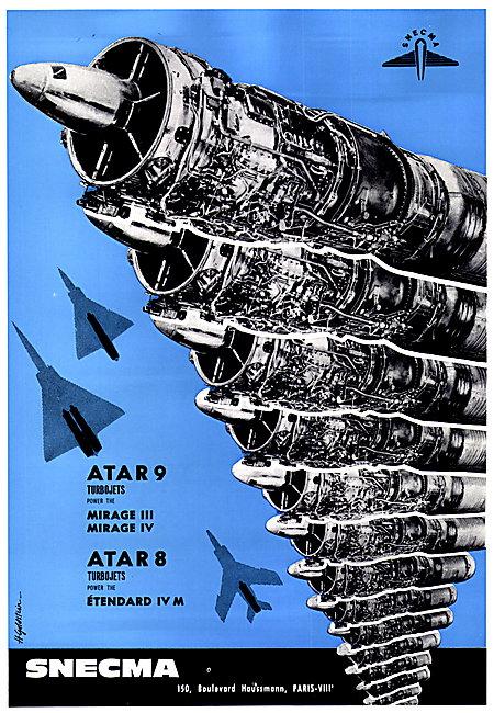 SNECMA  ATAR Aero Engine