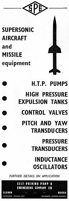 SPE HTP Pumps