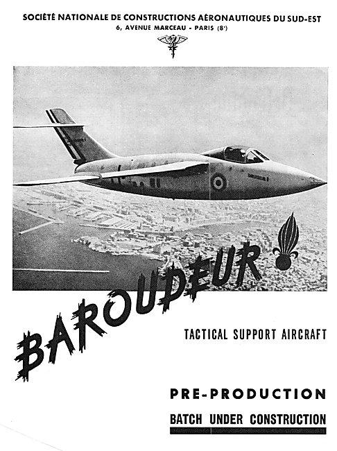 Sud Aviation Baroudeur