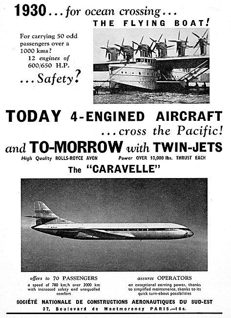 Sud Aviation Caravelle