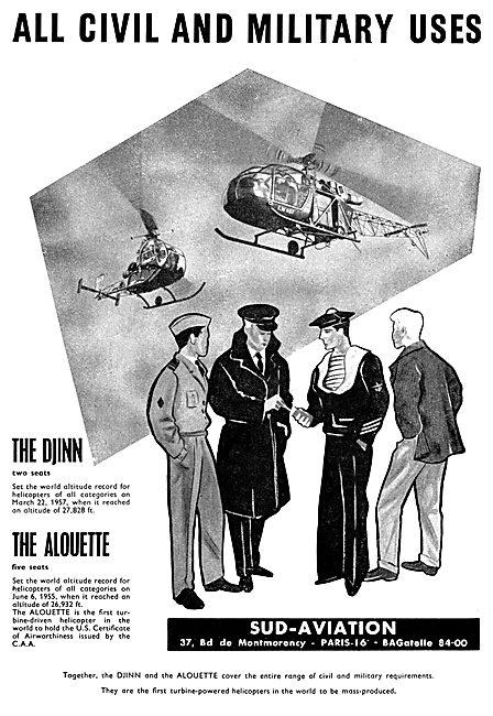 Sud Aviation Djinn - Alouette