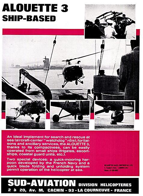 Sud-Aviation Alouette 3