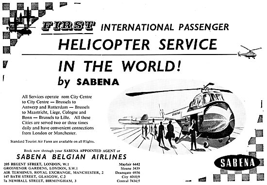 Sabena Helicopter Service