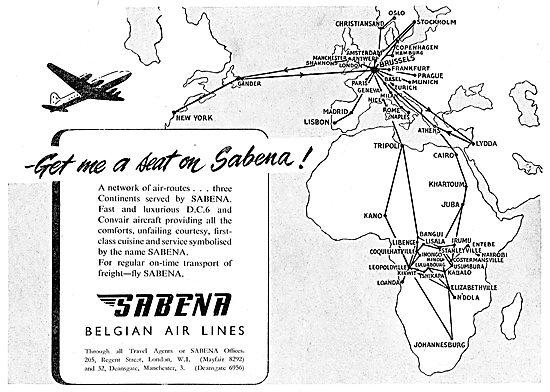 Sabena Belgian Air Lines