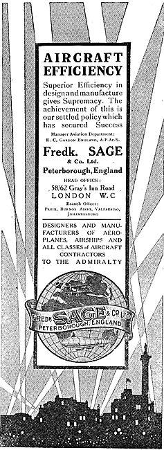 Sage Aircraft. Peterborough - Superior Efficiency