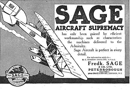 Sage Aircraft Supremacy