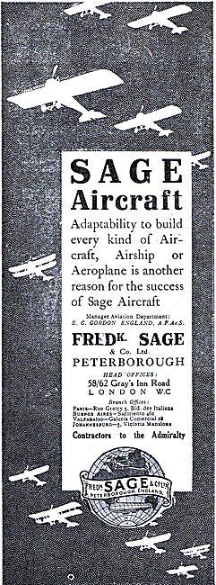 Sage Aircraft Adaptability