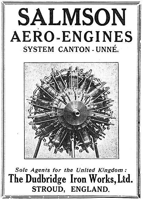 Dudbridge Iron Works - Salmson System Canton-Unne.