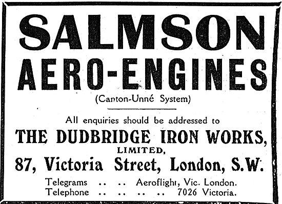 Salmson Aero Engines