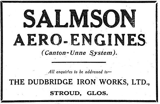 Salmson Aero-Engines
