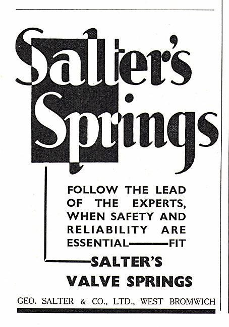 Salter's Springs 1939