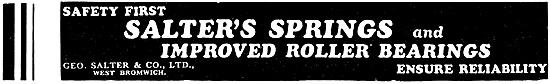 Salters Springs & Roller Bearings