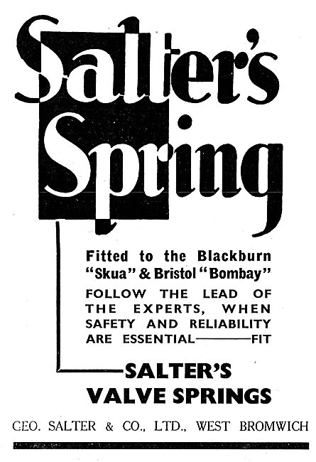 Salters Valve Springs