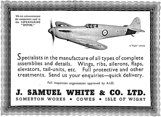 Samuel White Marine Craft & Aircraft Components