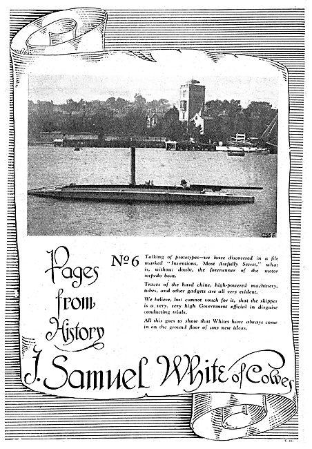 Samuel White Marine Craft
