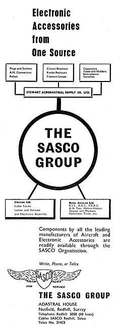 The Sasco Group Of Companies