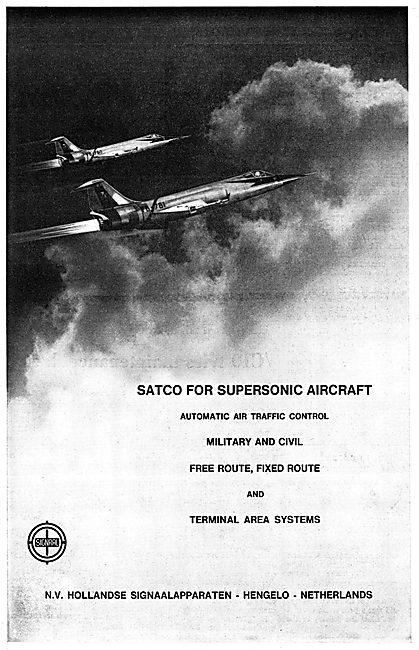 N.V.Hollandse SATCO Air Traffic Control Systems