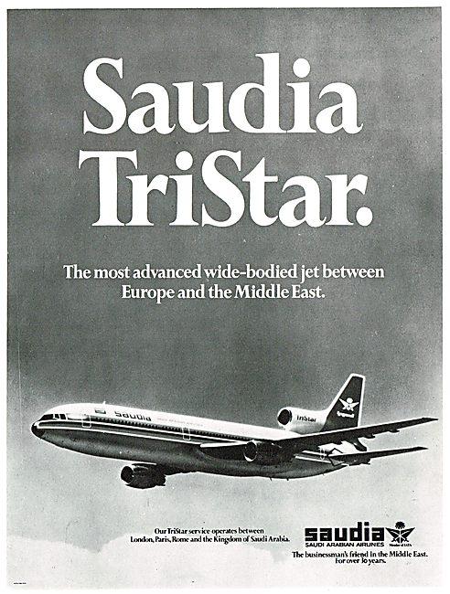 Saudia TriStar
