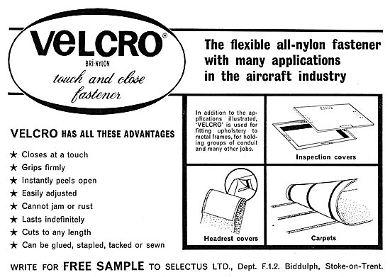 Selectus Velcro