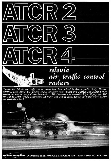 Selenia Air Traffic Control Radars - ATCR 2