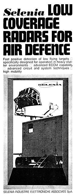 Selenia Air Defence Radar