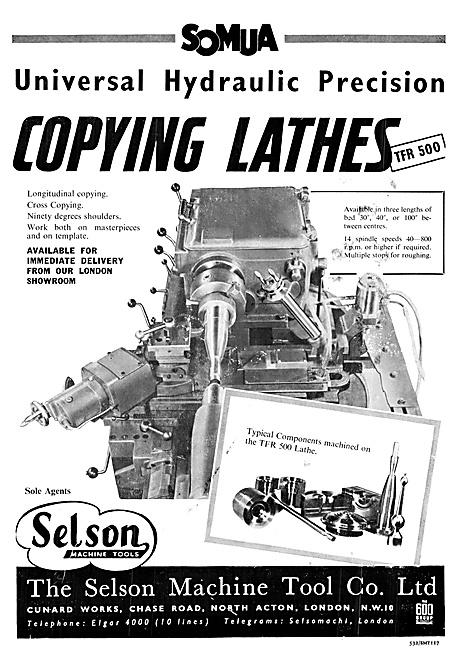 Selson Engineering Machinery & Machine Tools