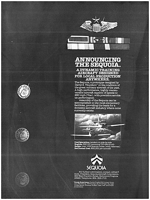 Sequoia Aircraft 1978