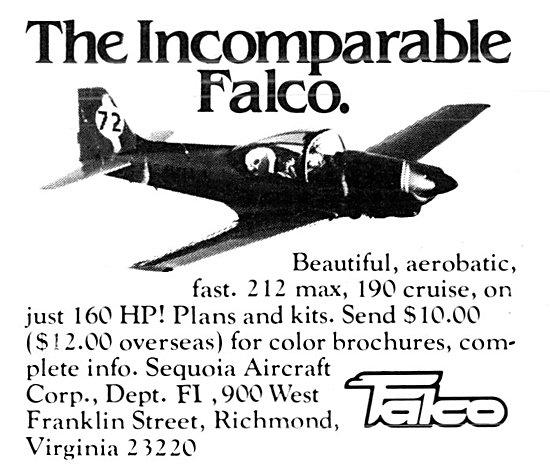 Sequoia Falco