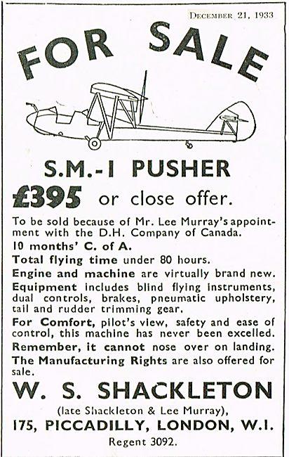 SM-1 Pusher £395