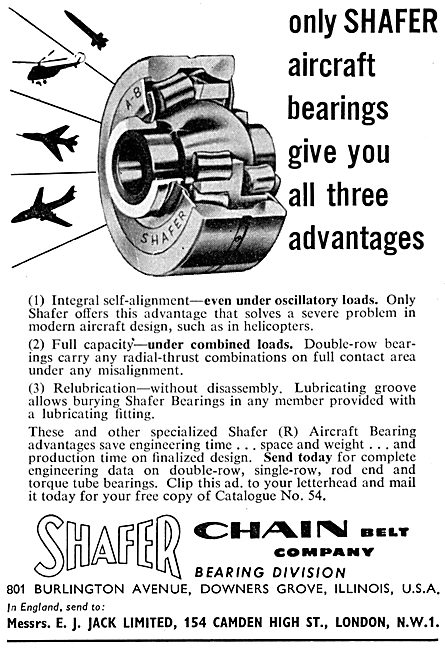 Shafer Bearing & Chains
