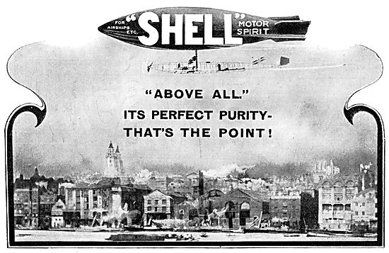 Shell Aviation Fuels & Lubricants