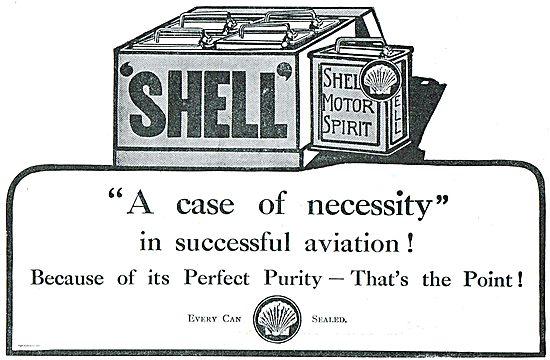 Shell Aviation & Motor Spirit