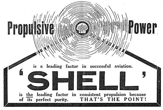 Shell: Propulsive Power For Aviators