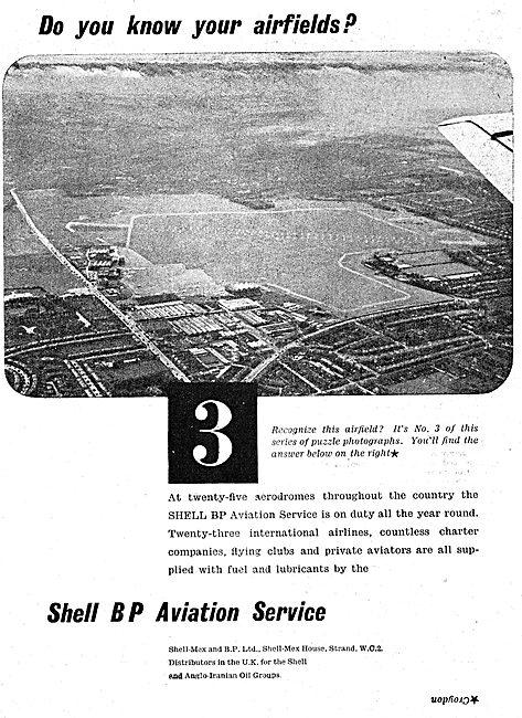 Shell BP Aviation Service