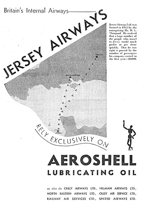 Aeroshell Jersey Airways