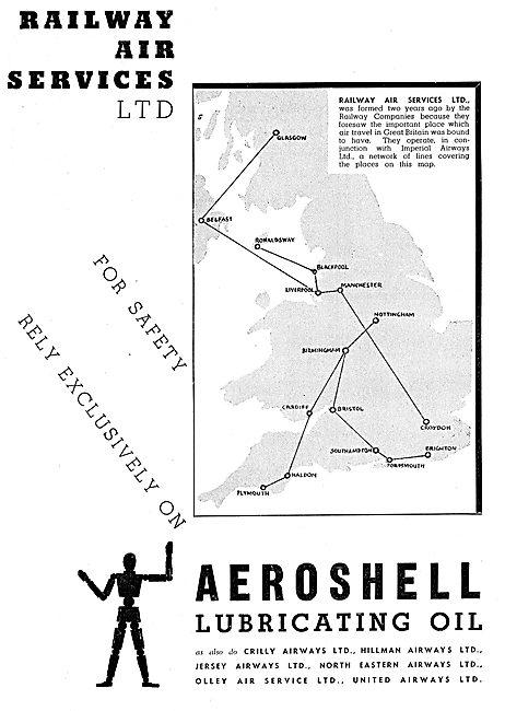 Aeroshell Railway Air Services