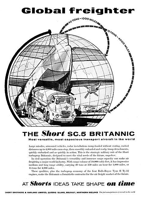 Short SC5 Britannic