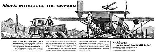 Short SC7 Skyvan
