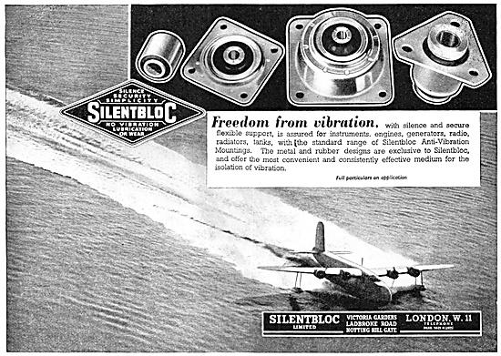 T.B.Andre & Co - Silentbloc Anti Vibration Mountings