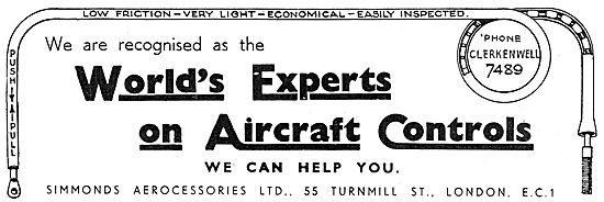 Simmonds Aircraft Controls