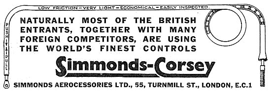 Simmonds-Corsey Aircraft & Engine Controls