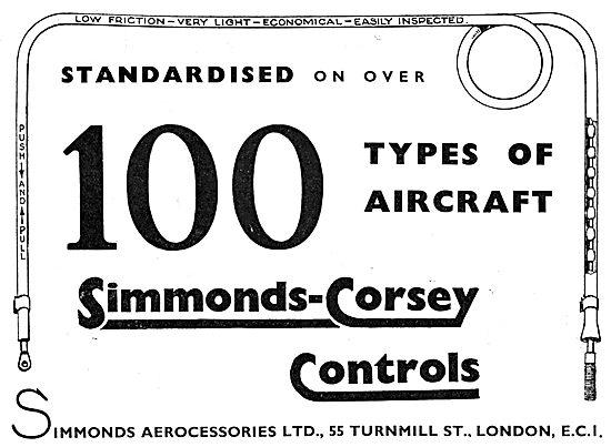 Simmonds Aerocessories - Simmonds-Corsey Controls