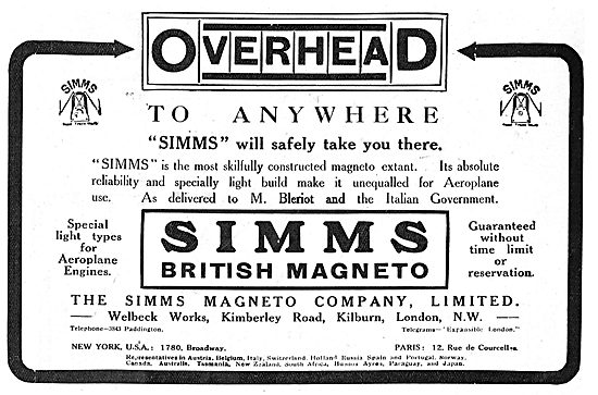 Simms Magneto's Will Safely Take You There.
