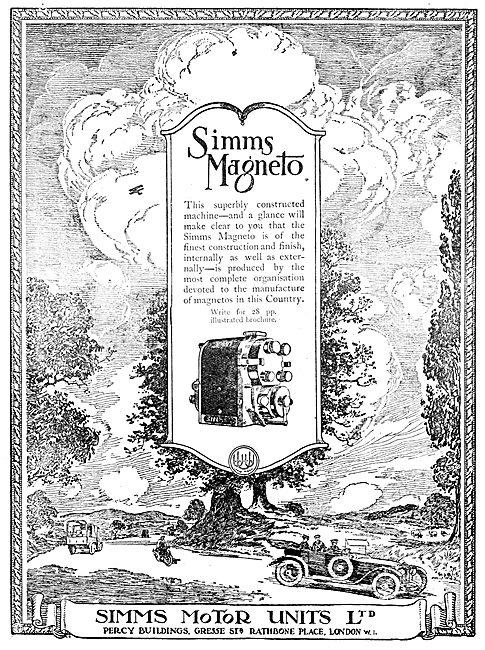 Simms Magnetos